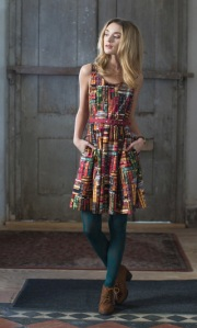 Archive the Power Book Dress