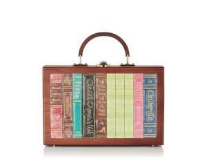 Charlotte Olympia Librarian Purse Handbag