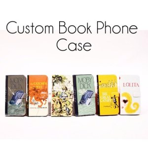 Chicklit Designs Custom Phone Cover