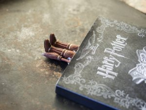 MyBookmarks' Harry Potter Quidditch Bookmark