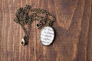 Author Adornments P&P Necklace
