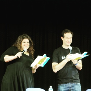 A reading by the authors