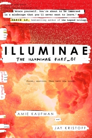 Illuminae by Jay Kristoff and Amy Kauffman