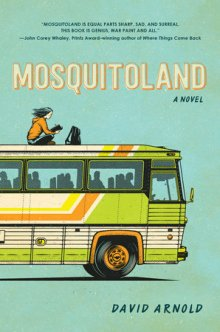 Mosquitoland by David Arnold cover