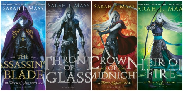 Throne of Glass Compare Images Sarah J Maas