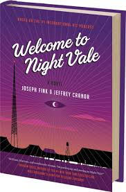 Welcome to Night Vale. book.  yawednesday