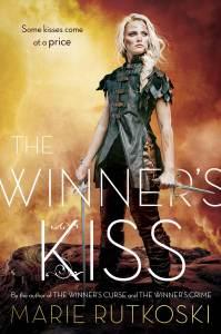 Winner's Kiss New Cover