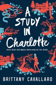 A Study in Charlotte by Brittany Cavallard