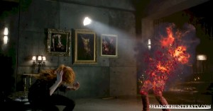 Episode 3 I can't with this CGI Shadowhunters