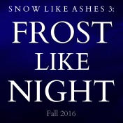Frost Like Night by Sara Raasch Title Reveal