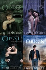 Lux Trilogy by Jennifer Armentrout