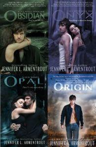 Lux Trilogy by Jennifer Armentrout