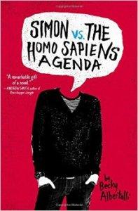 Simon vs Homo Sapien Agenda Cover