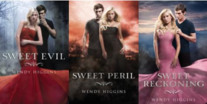 Sweet Trilogy by Wendy Higgins