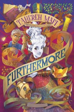 Furthermore by Tahereh Mafi (final cover)