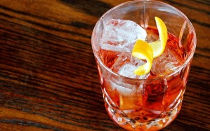 Chinese Negroni for Stacey Lee