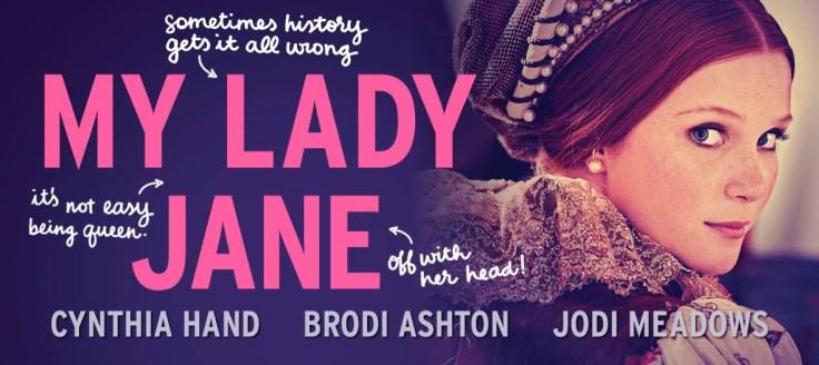MyLadyJane. header