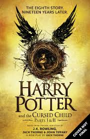 Harry Potter and The Cursed Child. yawednesdays