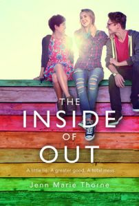 The Inside of Out by Jenn Marie Thorne
