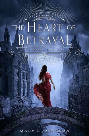Heart of Betrayal by Mary E Pearson