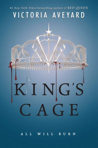 King's Cage Cover Reveal