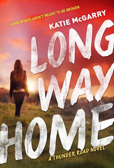 Long Way Home by Katie McGreery