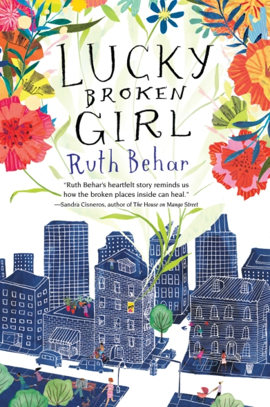 Lucky Broken Girl by Ruth Behar