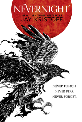 Nevernight European Cover