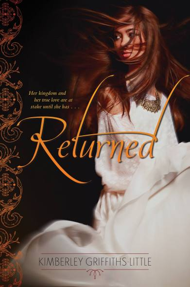 Returned by Kimberly Griffiths Little