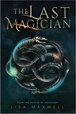 The Last Magician by Lisa Maxwell