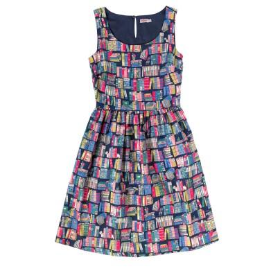 book-dress