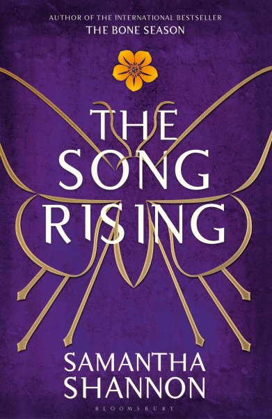 The Song Rising by Samantha Shannon Special Edition Cover
