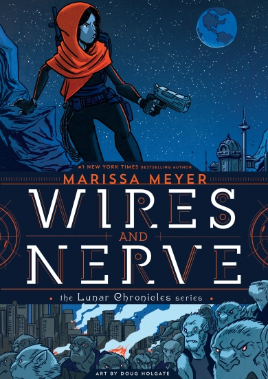 Wires and Never by Mariassa Meyer