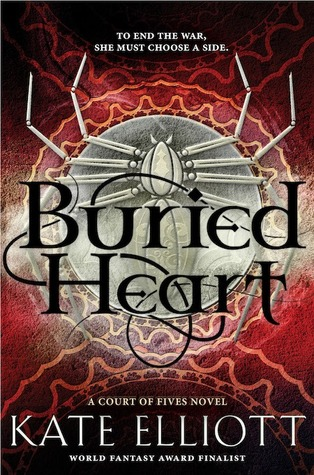 Buried Heart by Kate Elliott