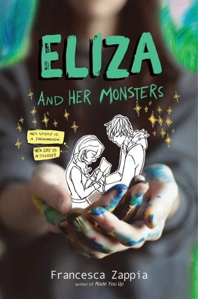 eliza-and-her-monsters-by-francesca-zappia