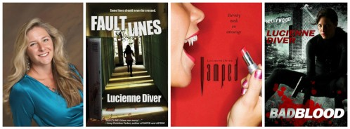Diver. Lucienne