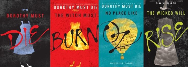 Dorothy must die series 2