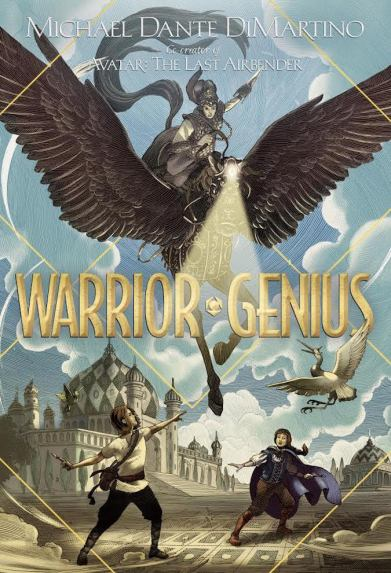 Warrior Genius by Michael Dante Dimartino