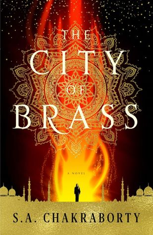 The City of Brass by SA Chakroaborty