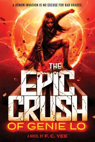 The Epic Crush of Genie Lo by FC Yee
