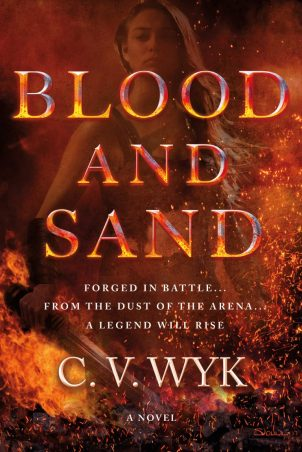 Blood and Sand by CV Wyk