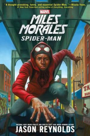 Miles Morales by Jason Reynolds