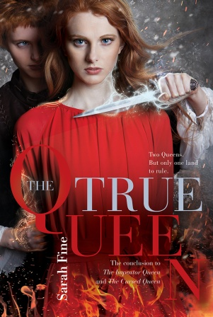 The True Queen by Sara Fine