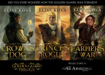Golden Guard Trilogy