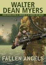 Fallen Angels by Walter Dean Myers