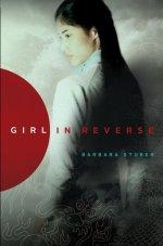 Girl in Reverse by Barbara Stuber