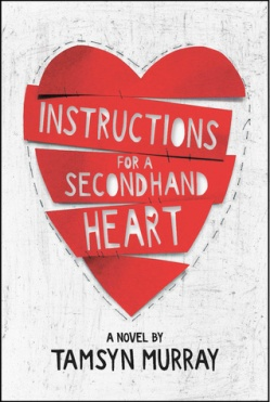 instructions of a 2nd hand heart