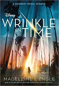 A Wrinkle In Time Movie Tie-In Book Cover