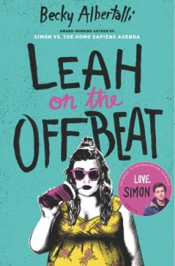 leah off the beat