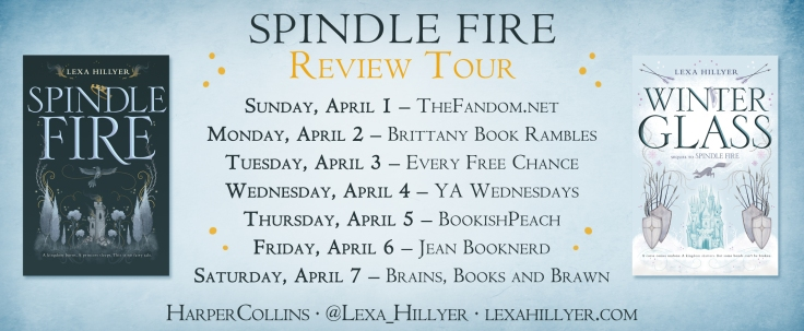 Spindle Fire Banner